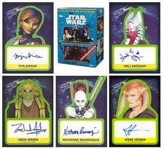 Movies Humorous Star Wars Kit Fisto Zach Jensen Autographed 8x10 Star Wars Celebration 3 Pic Autographs-original