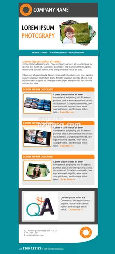 Do you need a professional eye catching email template or email newsletter to work compatible with mailchimp or campaign monitor? Well, then I'm your right choice. I can fulfill your requirements with 100% satisfaction.