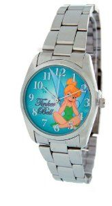 Disney #41489 Women's Tinkerbell Watch with Metal Band Disney. $27.99