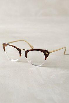3105412d9e Elizabeth and James Gramercy Glasses Brown Motif One Size Eyewear