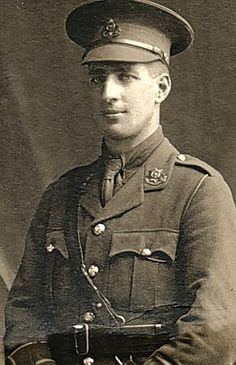 Frank Beechey 2nd of the brothers to die in battle. Nov 1916