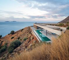 Between 2012-2013 Athens, Greece-based decaACHITECTURE designed the concept and master plan for a stunning three-building compound, Galinis Gorges, in the dramatic landscape of southern Crete. The main house, called the Ring House, and the extensive landscaping have been completed since, with the guest houses to come. What sets this striking project apart are the magnificent geographical …