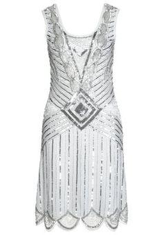 ATHENA - Vestido de cóctel - white