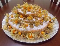 Naked Cake com Recheio de Brigadeiro de Limão Siciliano - Na Biroskinha