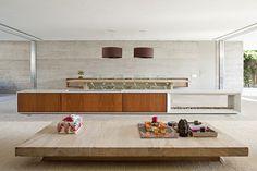 Una bella casa en Ilhabela, por Marcio Kogan   diseño de interiores en casa