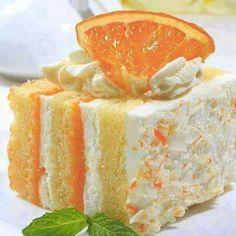 Orange Dreamsical Cake