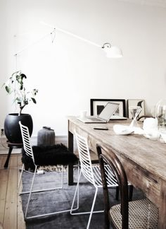 my scandinavian home: Don't mention the C word but...