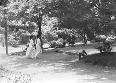 Photo by Jung hae chang, 1928, Girls on the picnic