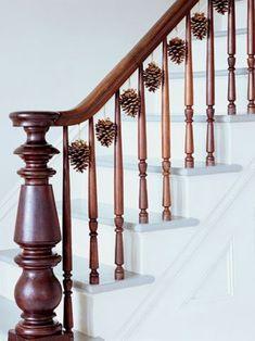Riciclare le Pigne per creare bellissime decorazioni per la Casa! 18 idee