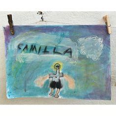 Camilla, 6 anos. #cursododaltoncrianças