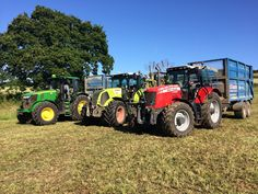 A pick 'n' mix silage team!