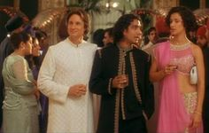 Darcy and Bingly in bride and prejudice