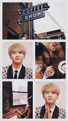 BTS / Yoongi / Wallpaper