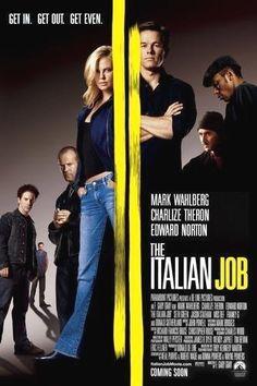 The Italian Job / HU DVD 10374 / http://catalog.wrlc.org/cgi-bin/Pwebrecon.cgi?BBID=11865247