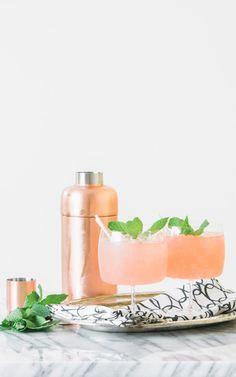 Easy Watermelon Daiquiri Cocktail Recipe | Tell Me Tuesday