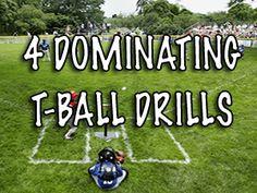 Baseball drills for kids #sports #sport #baseball http://www.mdfallbaseball.com/tee-ball-drills/