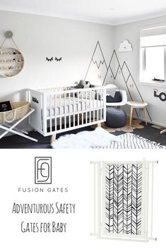 Adventure Is Abound In This Modern Nursery Found Andlittle T On Instagram Match