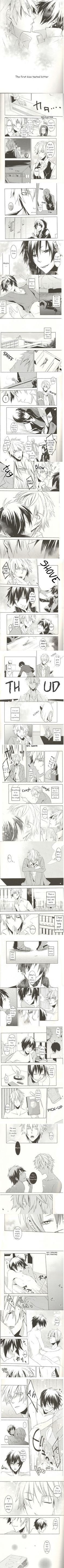 I really love the drawings where they kissing- i dunno why- but there look here so intensly ... Tags: Heiwajima Shizuo, Orihara Izaya, Shizaya, Doujinshi, english, yaoi, durarara!!