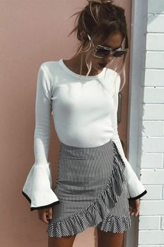 8e0a680d65 36 Best Spring Skirts images | Spring skirts, Accessorize skirts ...