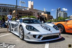Saleen S7 Twin Turbo Show Custom