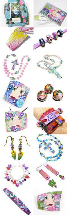 BOHO: The Latest Trend by Virginia Soskin on Etsy--Pinned+with+TreasuryPin.com