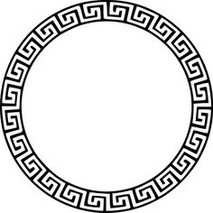 Greek City-States, Circle, Greek Circle, Decor