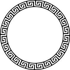 Greek City-States, Circle, Greek Circle, Decor