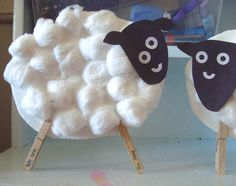 Catholic ABC's Week: 12 Letter of the week: G Theme: Good Shepherd Saint of the Week: St. George Craft: We are His Sheep This craft was equally enjoyed by my 2 year old and my 4 year old! I d…