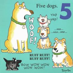 No wonder. August 26 is Sandra Boynton Sandra Boynton, Bow Wow, Music Albums, Wow Products, Funny Dogs, Funny Farm, Dog Days, Graphic Illustration, Illustrations
