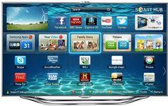 Samsung apresenta a nova SMART TV para 2012