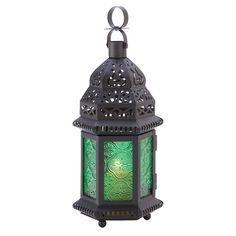 Exotica Candle Lantern