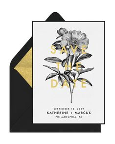 Simple Floral Save The Date – Greenvelope Digital Save The Date Wedding Invitations – Bridal Musings Save the date! #bridalmusings #bmloves #savethedate #weddinginvitation Wedding Stationery, Wedding Invitations, Floral Save The Dates, Bridal Musings, Love S, Travel Pictures, Digital, Rest, Dating