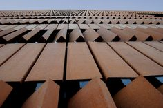 mario botta | unique curtain wall solution | By: Enyiii | Flickr - Photo Sharing!