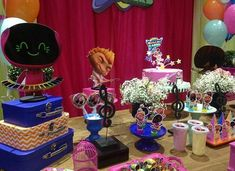 Birthday Parties, Birthday Cake, Baby Rocker, Ideas Para Fiestas, Rockers, Holidays And Events, Birthday Candles, Party, 2 Year Anniversary