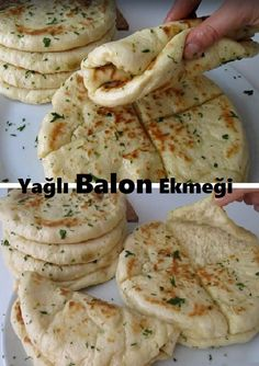 Yağlı Balon Ekmeği the Different ingredients and irresistible taste of greasy balloon bread recipe once you make the most New Cake, Breakfast On The Go, Breakfast Recipes, Food And Drink, Snacks, Dinner, Cooking, Healthy, Ethnic Recipes