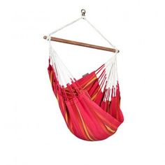 Currambera Hammock Chair - Red