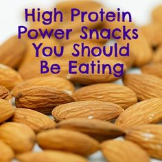 Looking for snacks high in protein?