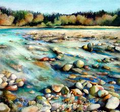 Landscapes | Mary Gibbs Art