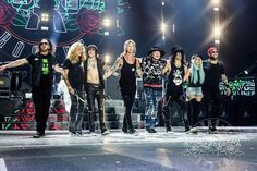 Guns N' Roses - Not In This Lifetime tour at the Olympic Park London, June 16th 2017
