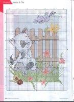 "Gallery.ru / WhiteAngel - Альбом ""The world of cross stitching 166"""