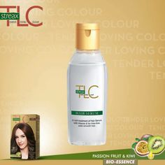 Use #StreaxTLC Hair Serum after coloring your hair. It protects the hair from heat and ensures your hair remains lustrous and silky.