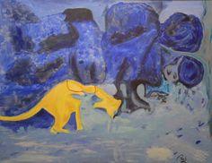Furtives II, bachmors artist