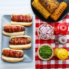 Grilled Swineapple Dogs by Tasty