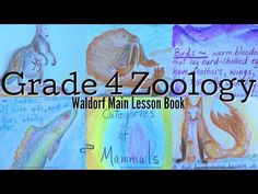 I'm pleased to share the work of seasoned Waldorf teacher, Susan Darcy. At the Live Education Summer Seminar Susan gave permission for her main lesson . Blackboard Drawing, Waldorf Education, Fourth Grade, School Projects, Steiner Waldorf, Kindergarten, Homeschool, Teaching, Studying