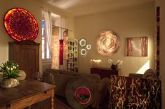 stìe Ceiling Lamp in nunofelt 2013 by Judith Byberg at Coroflot.com
