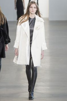 Calvin Klein Collection by Francisco Costa - Autumn/Winter 2015-16 New York Fashion Week #NYFW #BestLooks