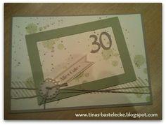 30er Karte
