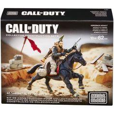 Mega bloks Horseback Assault Mega Bloks: Call of Duty