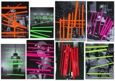 les petites têtes de l'art: D'après les collages de Virginia Echeverria Whippl...