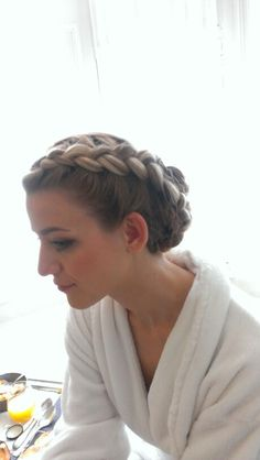Big braids for Hair Hostess UK Big Braids, Hair Specialist, Wedding Hair Inspiration, The Hamptons, Bridal Hair, Style Ideas, Your Hair, Bridesmaids, Wedding Hairstyles